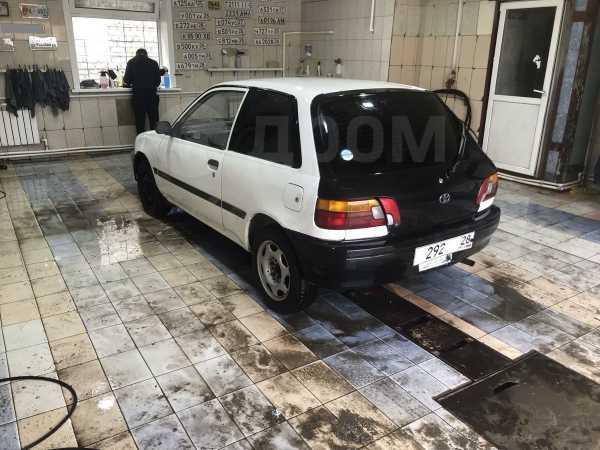 Toyota Starlet, 1990 год, 55 000 руб.