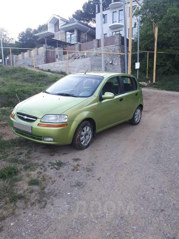 Chevrolet Aveo, 2005 год, 214 000 руб.
