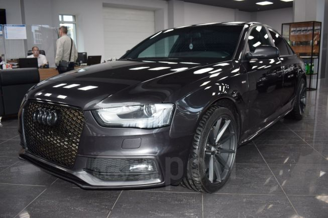 Audi A4, 2012 год, 969 000 руб.