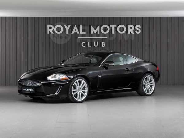 Jaguar XK, 2011 год, 1 670 000 руб.