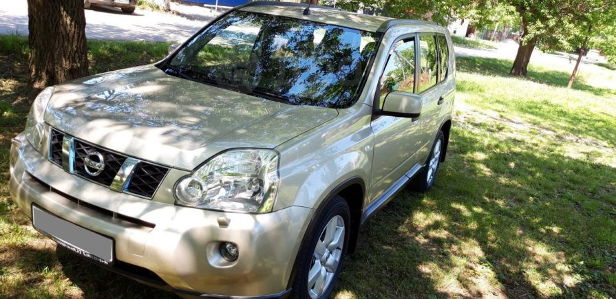Nissan X-Trail, 2008 год, 635 000 руб.
