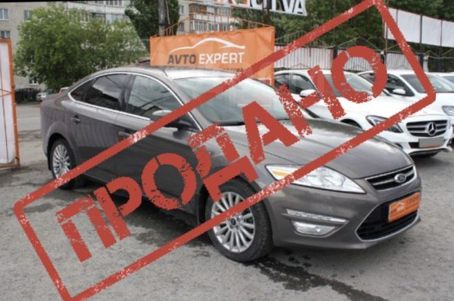Ford Mondeo, 2012 год, 614 998 руб.