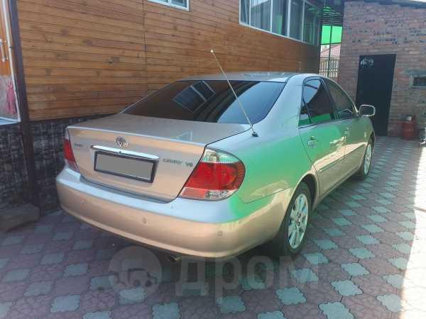 Toyota Camry, 2004 год, 557 000 руб.