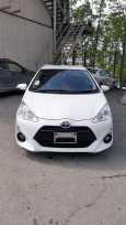 Toyota Aqua, 2016 год, 615 000 руб.