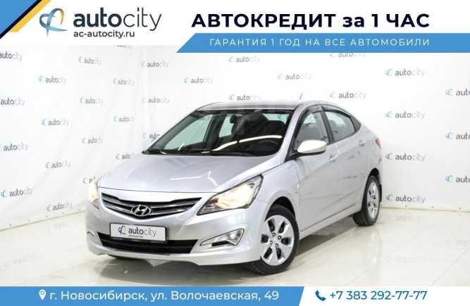 Hyundai Solaris, 2015 год, 579 000 руб.