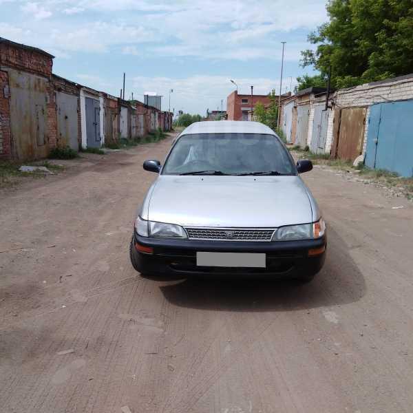 Toyota Corolla, 1997 год, 92 000 руб.