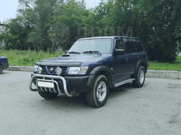 Nissan Patrol, 1998 год, 510 000 руб.