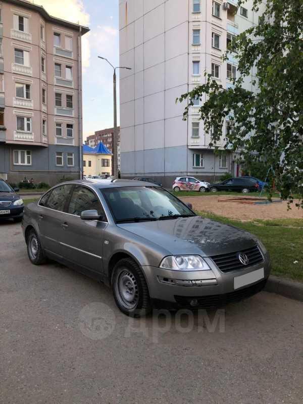 Volkswagen Passat, 2003 год, 170 000 руб.