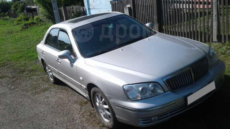 Hyundai XG, 2004 год, 310 000 руб.