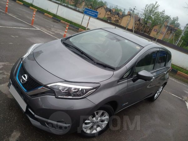 Nissan Note, 2017 год, 799 000 руб.