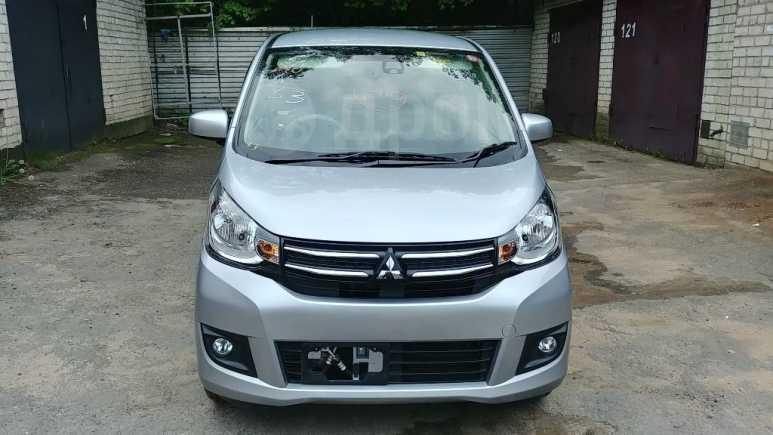 Mitsubishi eK Wagon, 2016 год, 470 000 руб.