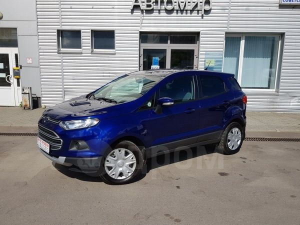 Ford EcoSport, 2017 год, 829 000 руб.