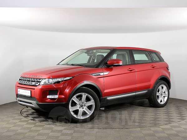 Land Rover Range Rover Evoque, 2012 год, 1 395 000 руб.