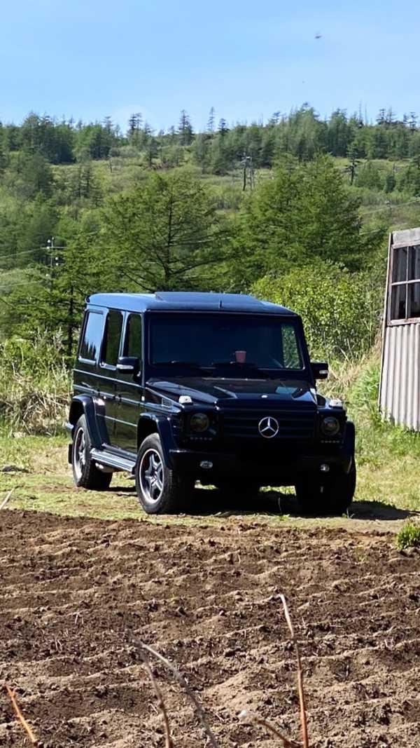 Mercedes-Benz G-Class, 1998 год, 1 500 000 руб.
