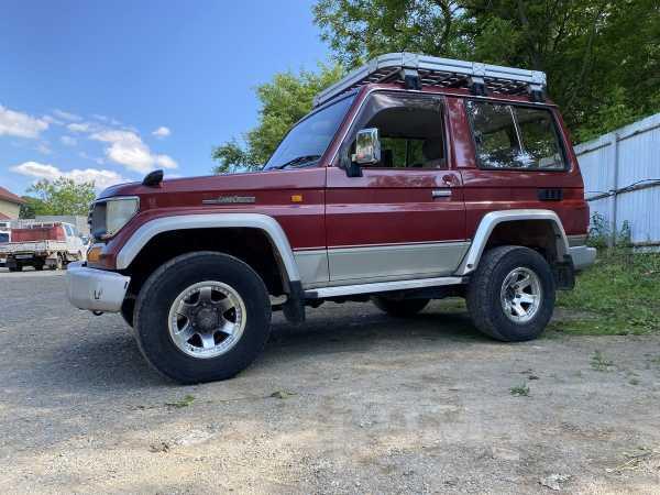 Toyota Land Cruiser, 1995 год, 635 000 руб.