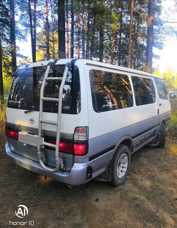 Toyota Hiace, 2001 год, 485 000 руб.
