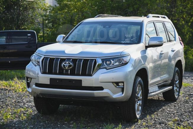Toyota Land Cruiser Prado, 2020 год, 4 458 000 руб.