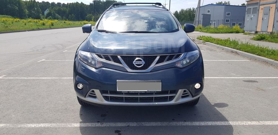 Nissan Murano, 2015 год, 1 390 000 руб.