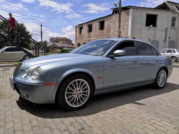 Jaguar S-type, 2006 год, 550 000 руб.