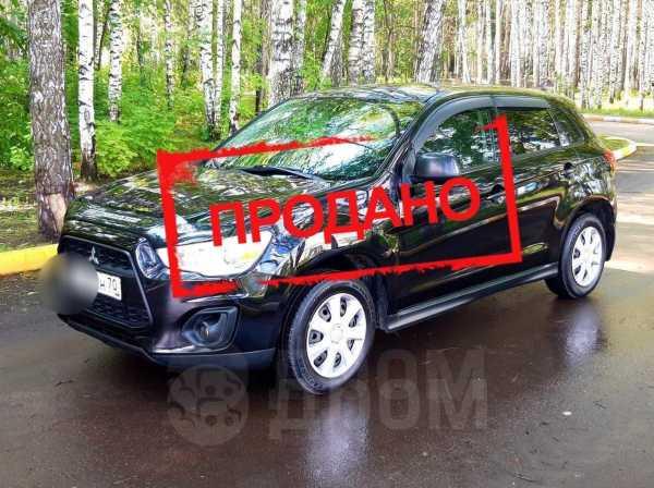 Mitsubishi ASX, 2013 год, 810 000 руб.