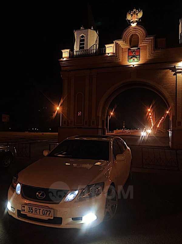 Lexus GS450h, 2006 год, 520 000 руб.