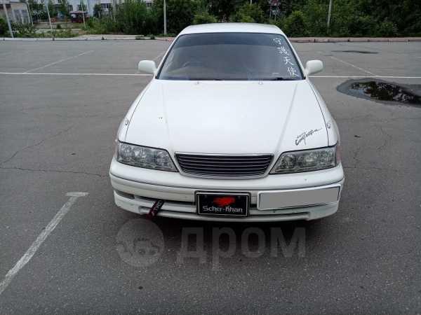 Toyota Mark II, 1999 год, 280 000 руб.
