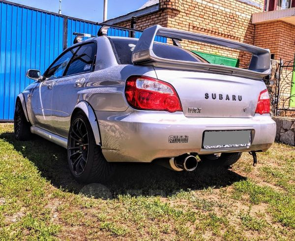 Subaru Impreza WRX, 2004 год, 530 000 руб.
