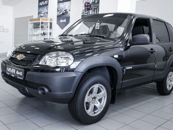 Chevrolet Niva, 2020 год, 850 100 руб.