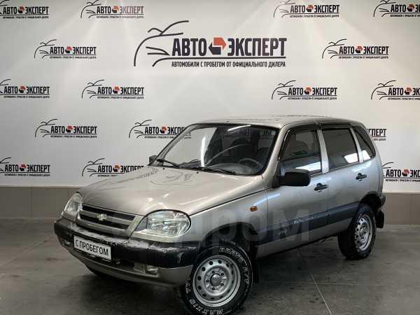 Chevrolet Niva, 2007 год, 199 000 руб.
