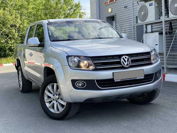 Volkswagen Amarok, 2013 год, 920 000 руб.