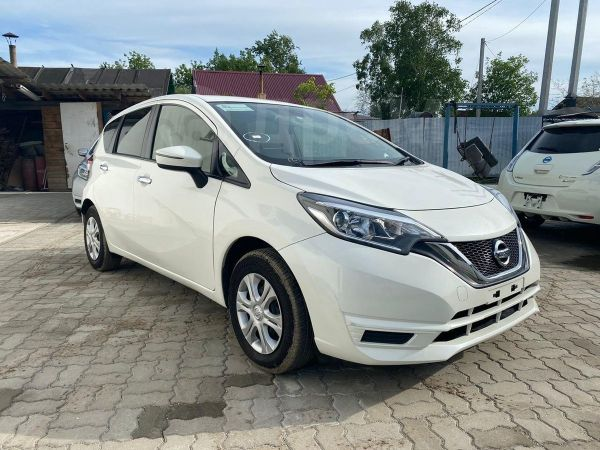 Nissan Note, 2017 год, 545 000 руб.