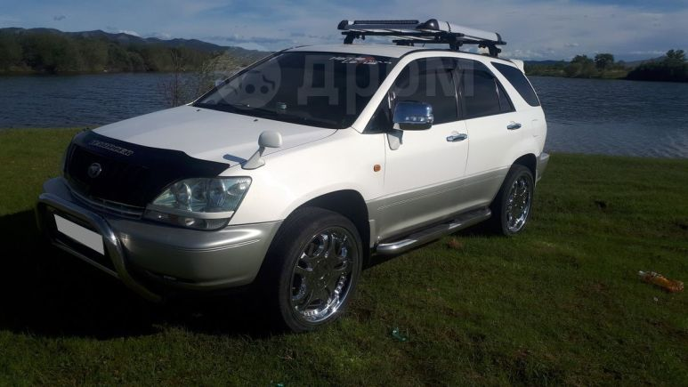 Toyota Harrier, 2001 год, 610 000 руб.