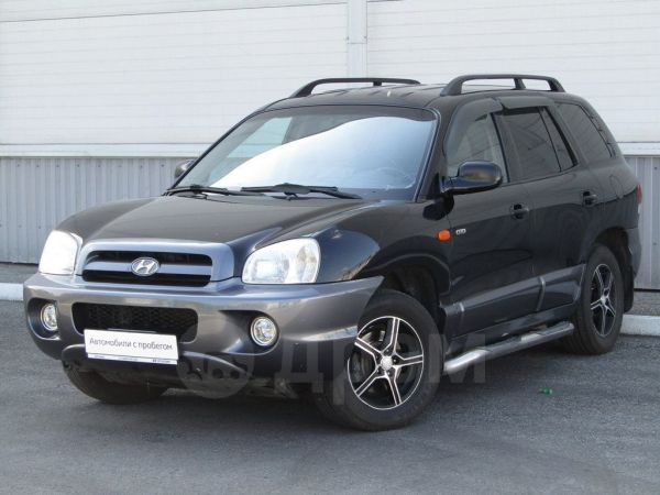 Hyundai Santa Fe, 2005 год, 390 000 руб.