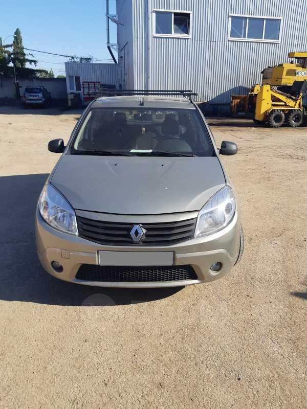 Renault Sandero, 2010 год, 235 000 руб.