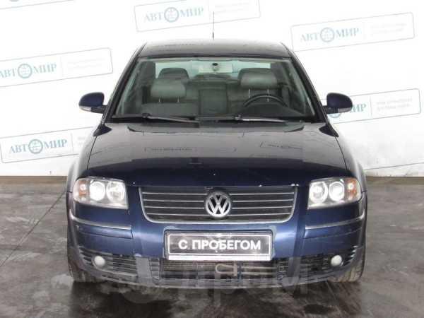 Volkswagen Passat, 2004 год, 215 000 руб.