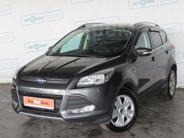 Ford Kuga, 2016 год, 1 020 000 руб.