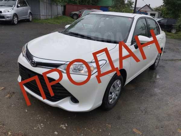 Toyota Corolla Axio, 2017 год, 575 000 руб.