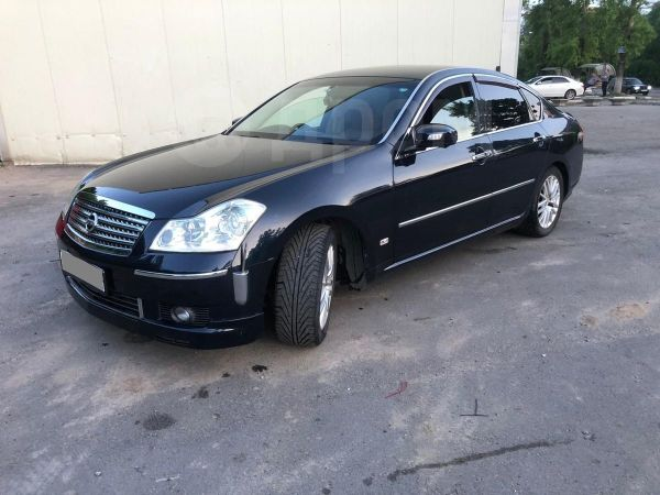 Nissan Fuga, 2005 год, 600 000 руб.