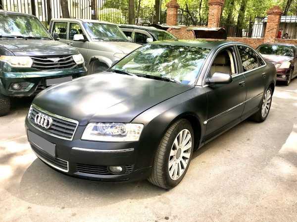 Audi A8, 2003 год, 620 000 руб.