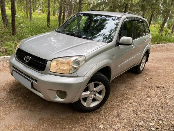 Toyota RAV4, 2004 год, 525 000 руб.