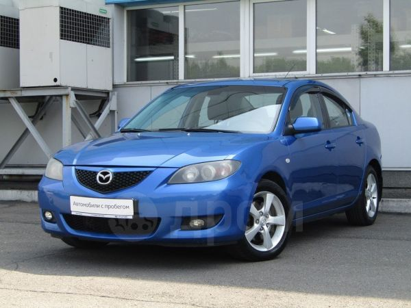 Mazda Mazda3, 2006 год, 270 000 руб.
