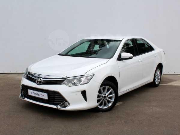 Toyota Camry, 2016 год, 960 000 руб.