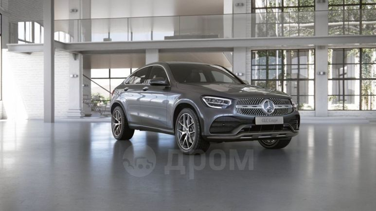 Mercedes-Benz GLC Coupe, 2020 год, 4 779 399 руб.
