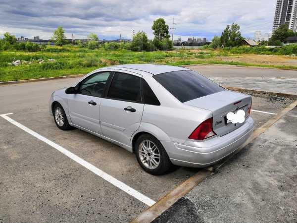 Ford Focus, 2000 год, 161 000 руб.