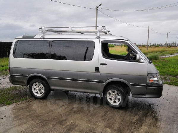 Toyota Hiace, 1999 год, 520 000 руб.