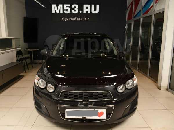 Chevrolet Aveo, 2013 год, 374 000 руб.