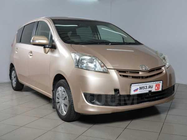 Toyota Passo Sette, 2009 год, 459 000 руб.