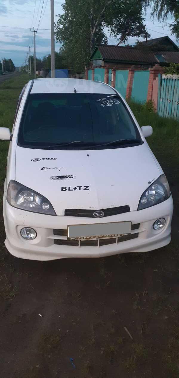 Daihatsu YRV, 2003 год, 135 000 руб.