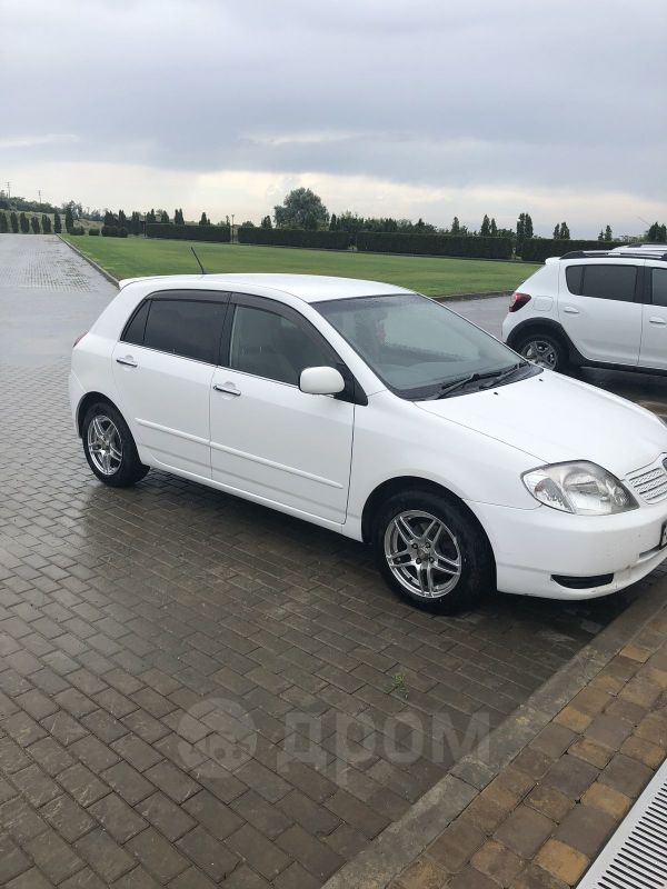 Toyota Allex, 2002 год, 299 999 руб.
