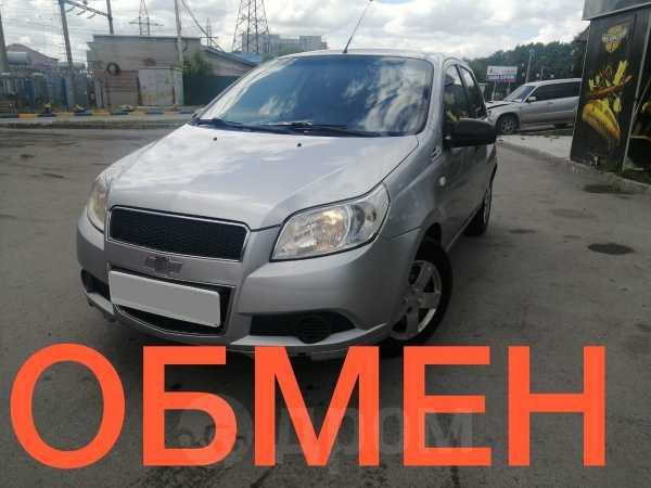 Chevrolet Aveo, 2009 год, 185 000 руб.